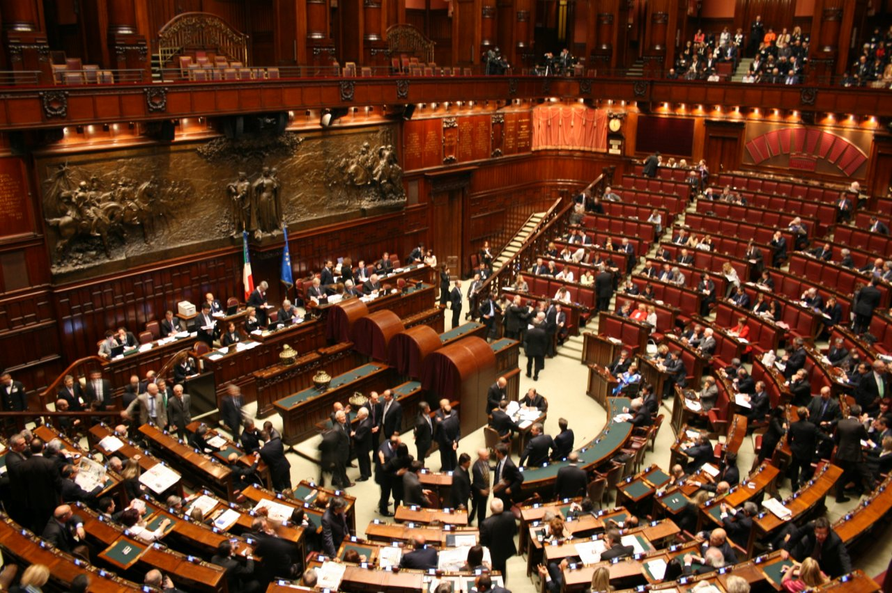 Fontanelli al parlamento l insediamento alla camera dei for Parlamento camera dei deputati