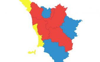 Toscana sconfitta Pd