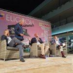 Pierluigi Bersani Paolo Fontanelli Eliopoli 2017 (5)