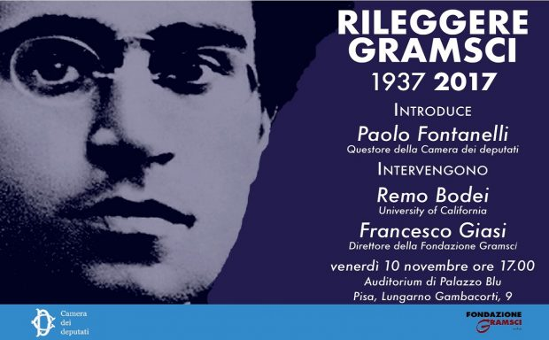 GRAMSCI Fontanelli 10 novembre Pisa Palazzo Blu FB