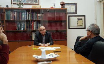 Incontro Millozzi e Fontanelli