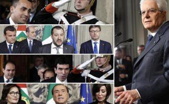 Consultazioni Mattarella