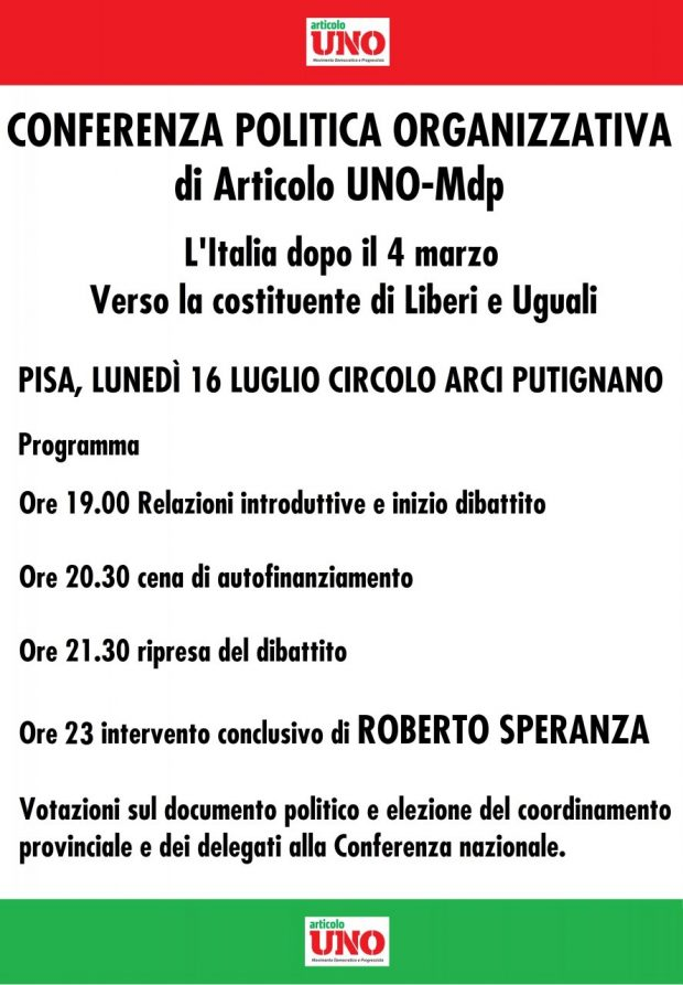 Conf Pol Art1 Putignano 16 07