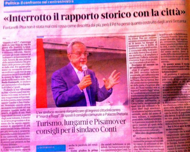 Intervista Fontanelli Tirreno