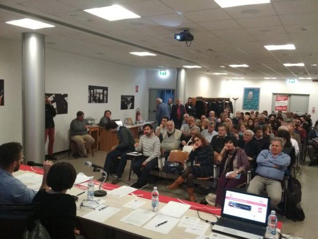 Assemblea autoconvocata Liberi e Uguali Pisa