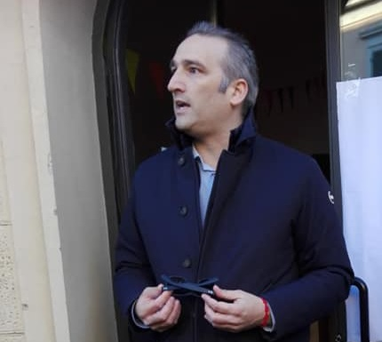 Massimiliano Ghimenti