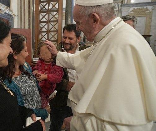 Papa Casal Bruciato
