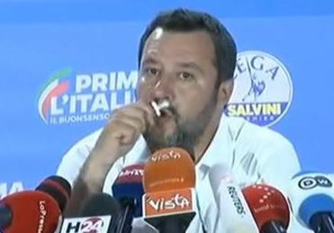 Salvini Lega europee