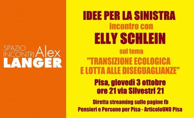 Elly Schlein Spazio Langer 3 10 19