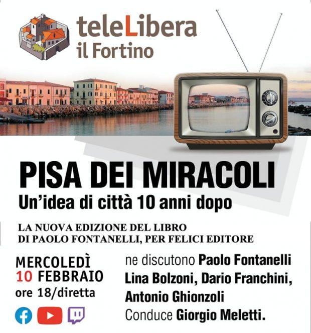Pisa dei Miracoli 10 febbraio 2021