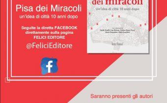 Pisa dei Miracoli 12 marzo Locandina